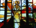 new stained glass windows for churches, commercial buildings and residences