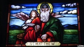 New Stained Glass Windows by Rohlf for Holy Name of Jesus Parish - Stamford, CT