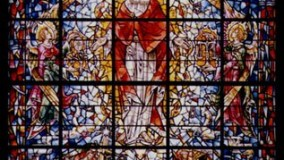 New stained glass windows by Rohlf's for Providence Baptist Church - Monrovia, Liberia