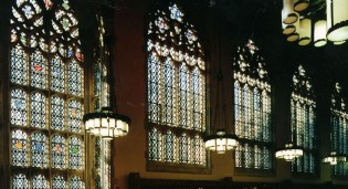 Yale University - Sterling Memorial Library Main Reading Room - New Haven, CT