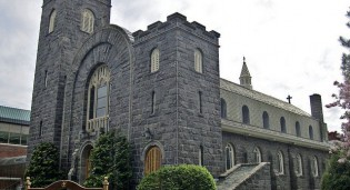St. Mary's Church - Greenwich - CT