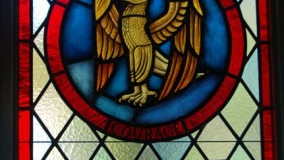 New Stained Glass Windows for St. Mary's Church - Wappinger Falls, NY