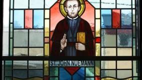 New Stained Glass Window - St. Patrick's Roman Catholic Church - Yorktown Heights, NY