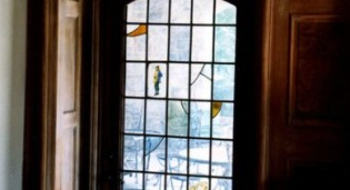 Residential Leaded Glass Windows by Rohlf's Studio