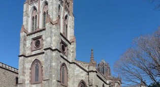 Fordham University Church - Bronx - NY
