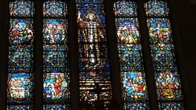 Restoration of Stained Glass - Church of the Resurrection - Rye, NY