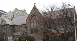 St. John Episcopal Church - Stamford, CT
