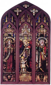 Stained Glass Window Restoration Christ Epsicopal Church Greenwich, CT