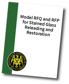 RFQ and RFP for Stained Glass Releading and Restoration