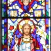 church stained glass restoration for White Plains Presbyterian Church