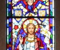 church stained glass restoration for White Plains Presbyterian Church