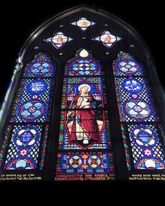Rye Presbyterian Church - Rye, NY - Completed Window